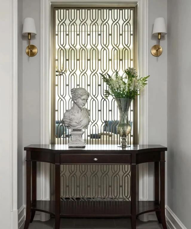 168㎡轻奢美式风格,精致优雅的空间让人一见倾心