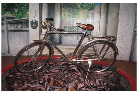 1000元收藏的古董自行车,如今能换劳斯莱斯,价格翻了几千倍