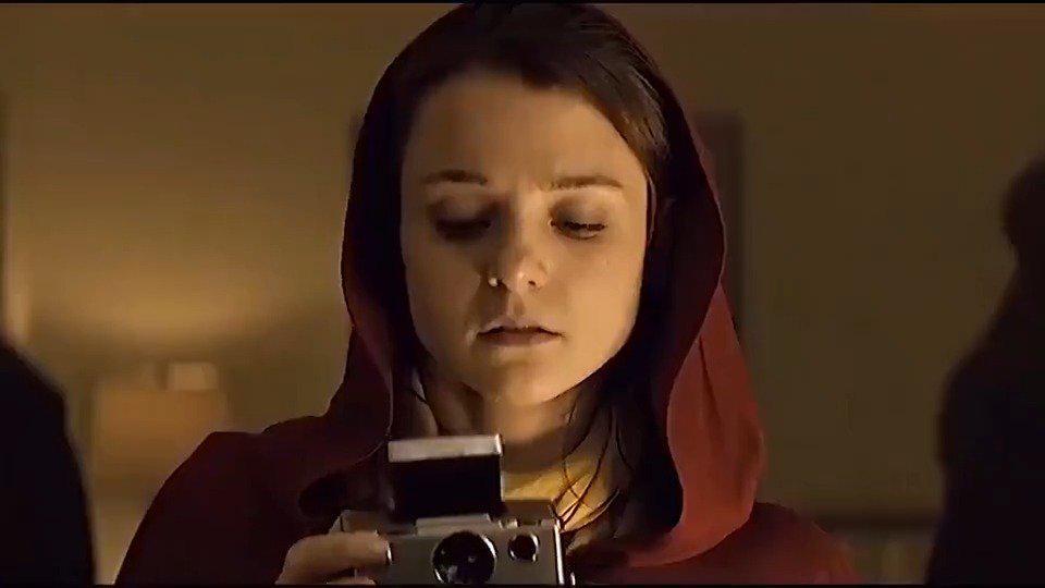 任何被拍到的人都会死亡,一部老式拍立得相机的秘密