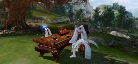 玩《一梦江湖》最大的乐趣是什么?老玩家:变大变小真奇妙
