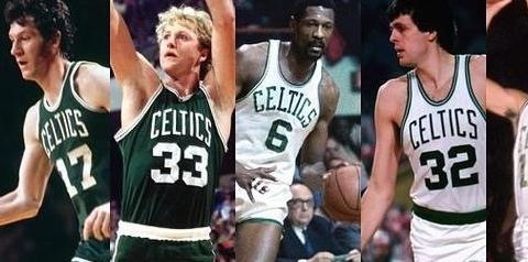 NBA冷知识:17冠豪门没有得分王,乔丹5分梗,拜纳姆太可惜