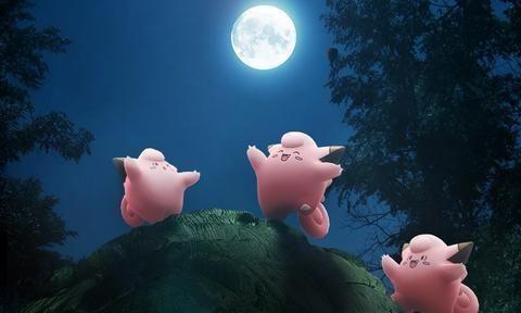 《宝可梦GO》4周年庆典 宣传图片或含新宝可梦情报