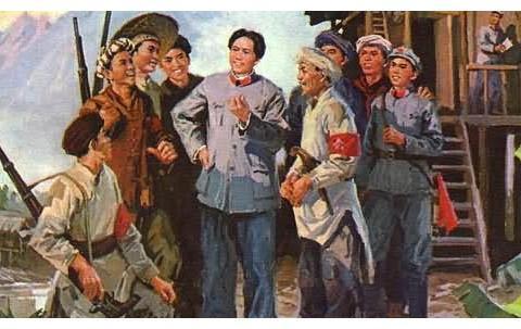 这动物在长征中立下汗马功劳,死时毛主席伤心不已,亲自将其埋葬