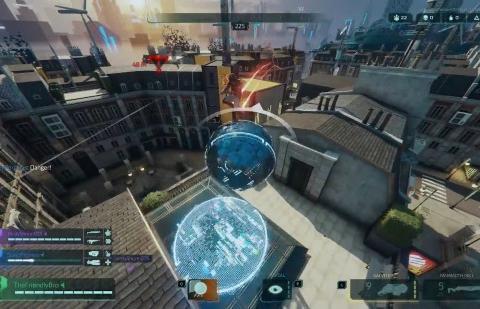 育碧公布免费射击游戏《超猎都市》 未来风格都市巷战百人吃鸡