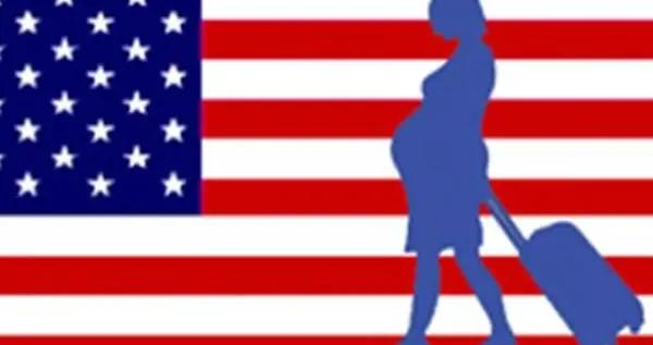 """美参议员提法案禁""""赴美产子"""":公民身份不卖给花钱来分娩的人"""