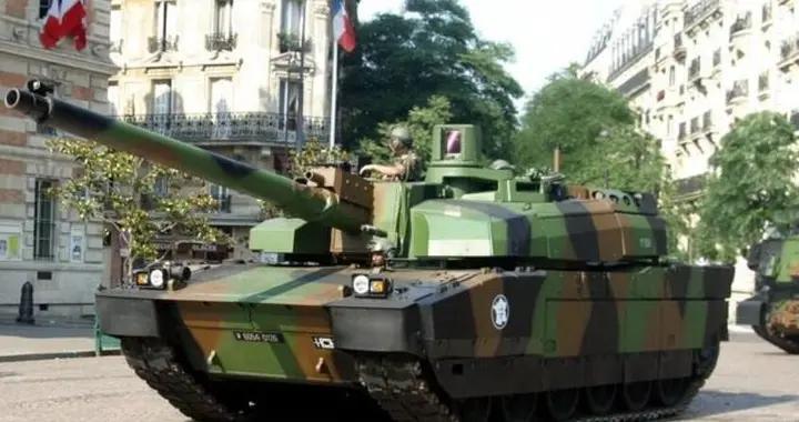 价格比6辆99式坦克还贵,勒克莱尔坦克,性能到底怎么样?