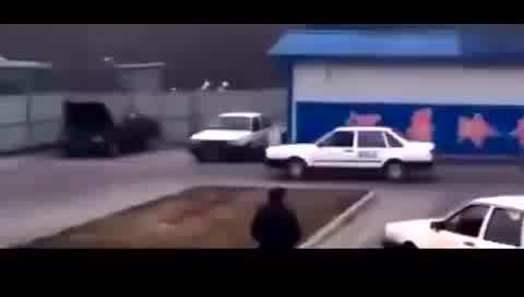 考官吓坏了,教练车当赛车开,看到最后我也就放心了汽车视频 酷车世界 汽车视觉
