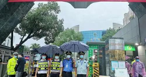 抢修道路、排涝保畅、铺设防滑垫……武汉洪山城管多措并举护航高考