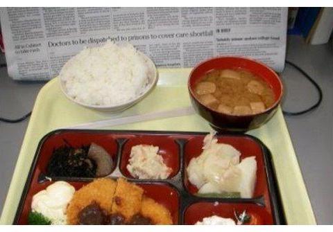 世界各国大学午餐大比拼,我最喜欢吃中国清华大学的午餐
