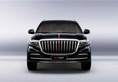 3.0T机械增压 V6发动机 纵置四驱 别误解 这是台中国品牌SUV
