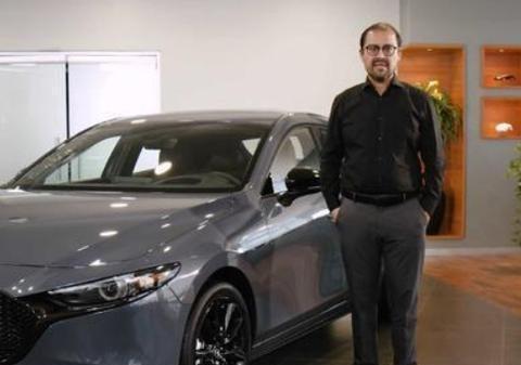 2.5T发动机加身!最强Mazda 3海外发布