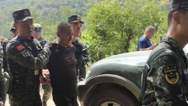 凤翔705恶性杀人案件重大嫌疑犯终于在今日落网……