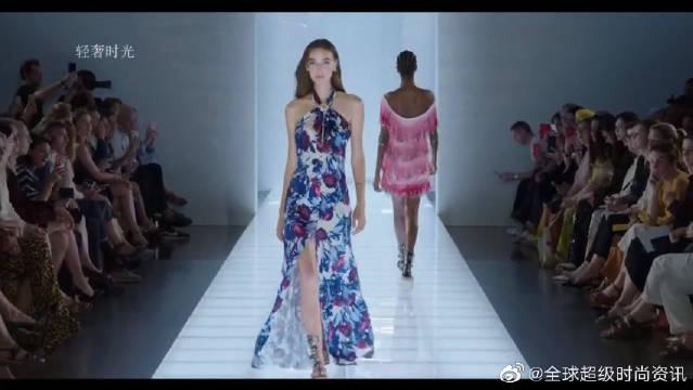 法国的高级成衣时装品牌Azzaro(阿莎露)2019FW秀场……