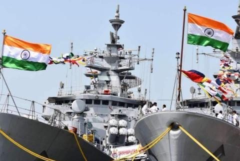 一举扼住亚洲咽喉,陆军行动后印度海军出手,张召忠警告来者不善