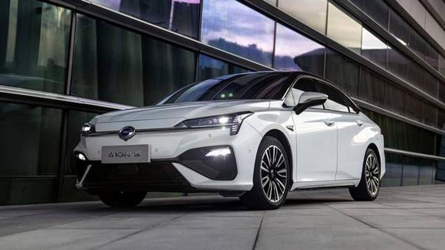 2020款广汽新能源Aion S 正式上市,加量不加价