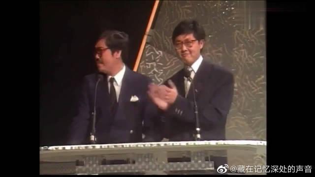 1989年十大中文金曲,Beyond获奖并献唱《真的爱你》泪目!