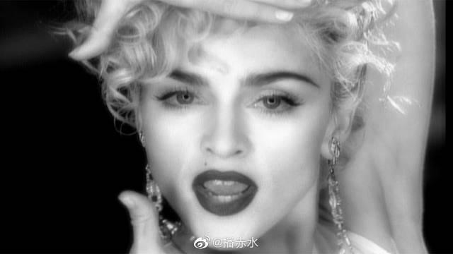 Madonna《Vogue》1991年MV , 像艺术品一样的MV