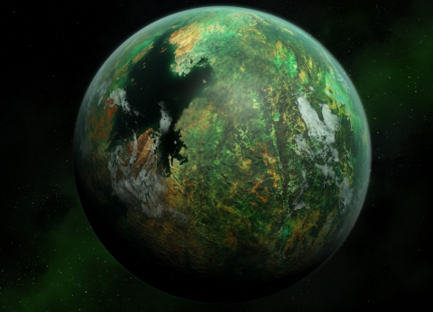 """又有2颗""""超级地球""""被找到!其恰处宜居带,或有浓密的大气层"""