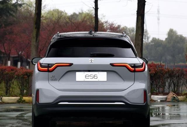 开过比亚迪唐新能源,45万再提蔚来ES6,车主说了实在话