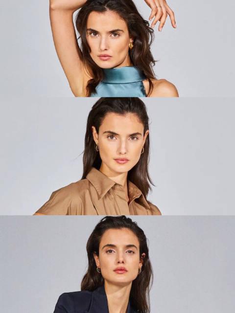 Blanca Padilla | 5种造型5种心情Massimo Dutti x Vogue Spain