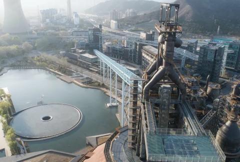 北京这座博物馆,由三座百年历史的炼钢高炉组成,废土风格十足