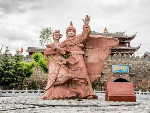 四川最低调的古城,曾是边陲重镇,松赞干布在此留下传奇