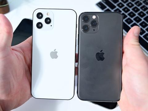 外媒上手iPhone 12模型机,和iPhone 11、iPhone SE有啥区别