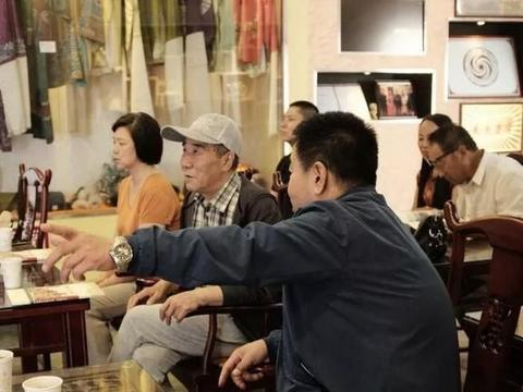 """兰大教授赵建新调研崆峒区""""非遗""""工作"""