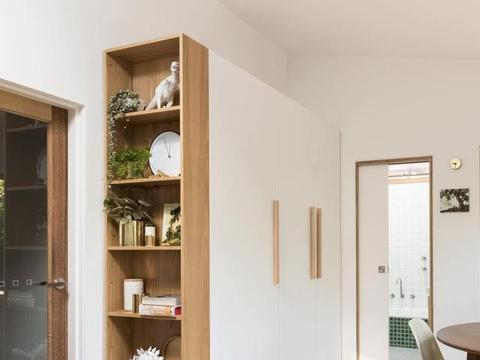 设计师建议:打柜子两个位置留空,更方便省钱,有房就要这 样装