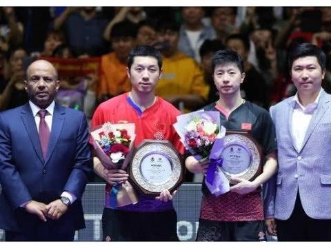 8连胜碾压日本张本智和,1年前韩国赛豪取2冠,许昕剑指奥运冠军