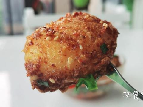 """带着烧烤味的""""小土豆""""吃起来真解馋,既当菜又当饭,好吃又顶饱"""