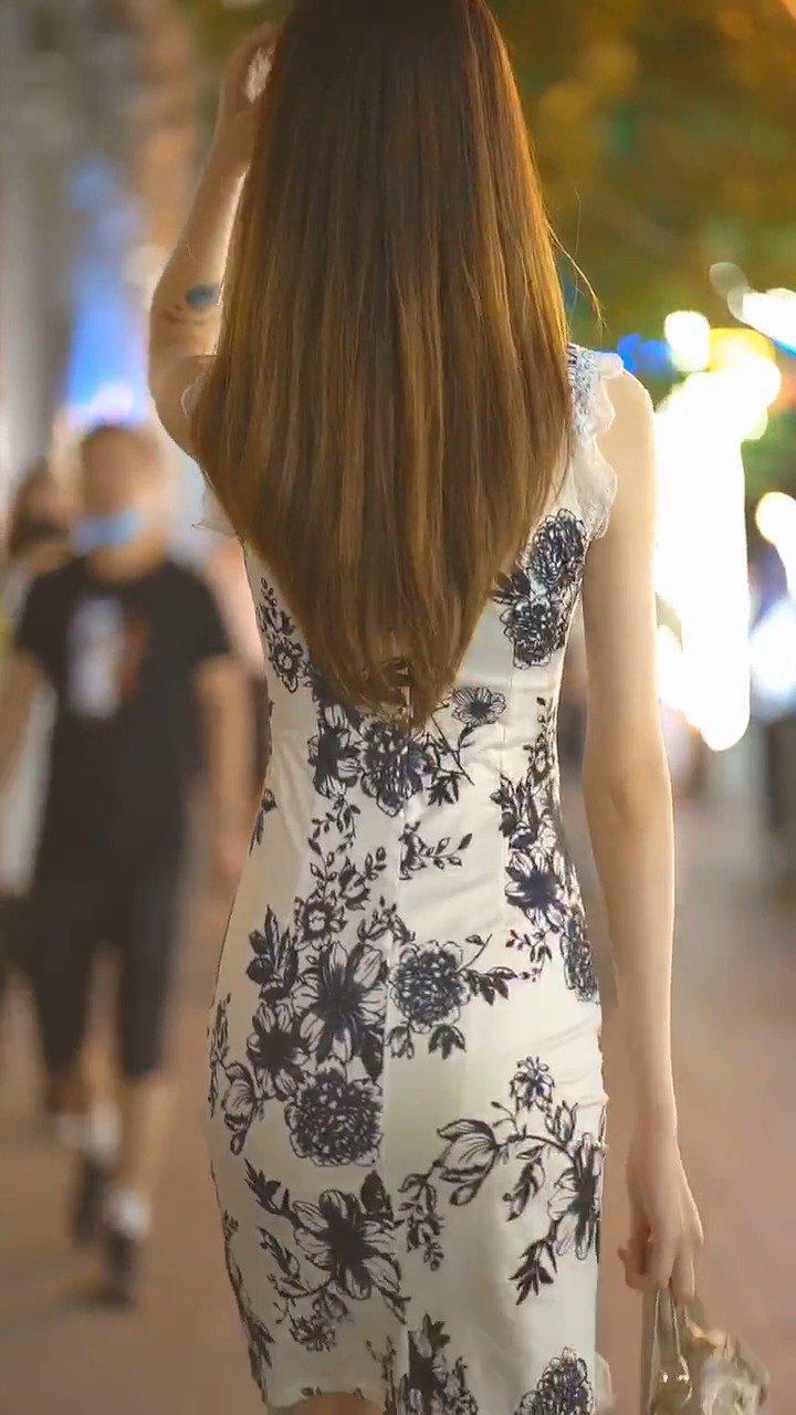 古典旗袍,应该是每个女孩都向往的吧