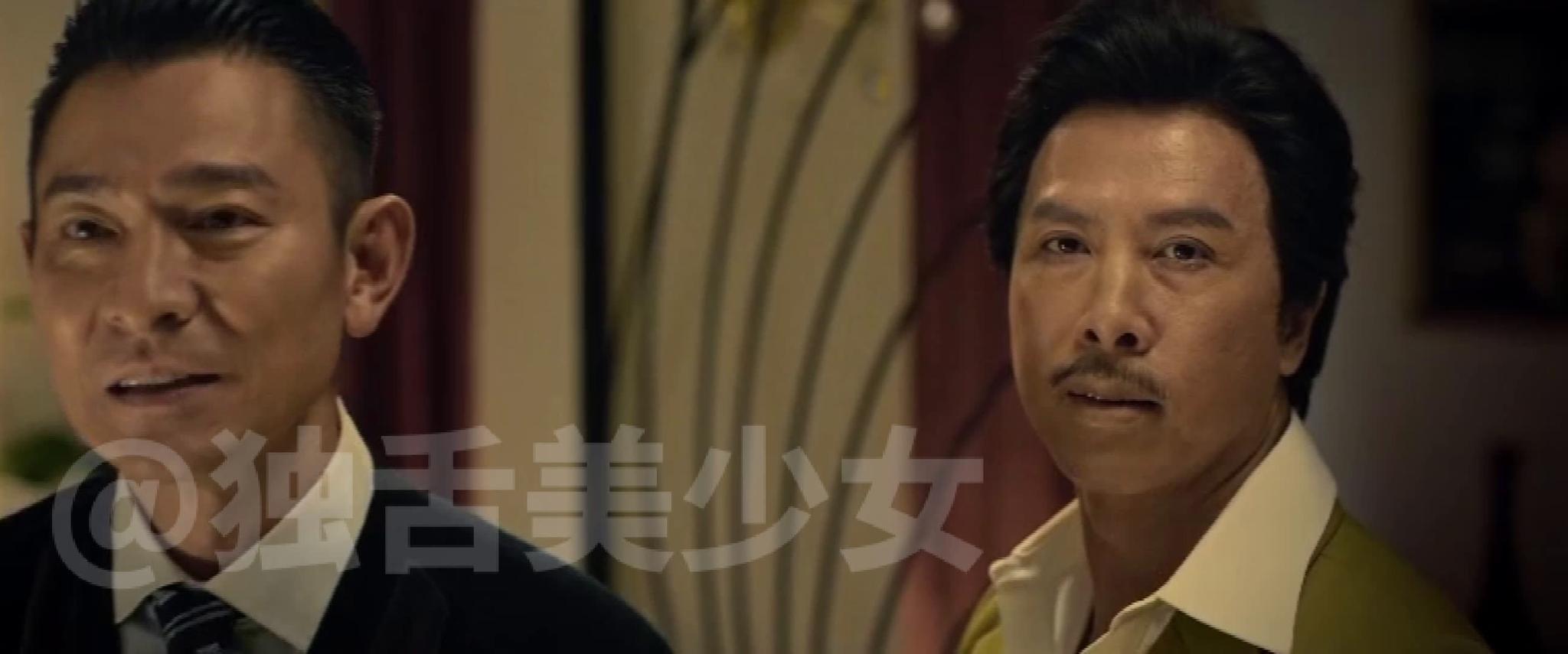 """甄子丹因""""跛豪""""被选主演""""毒枭""""……"""