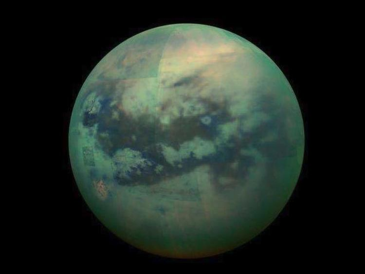 土卫六和地球有多像?有山有水有大气,首张详细地图已出炉