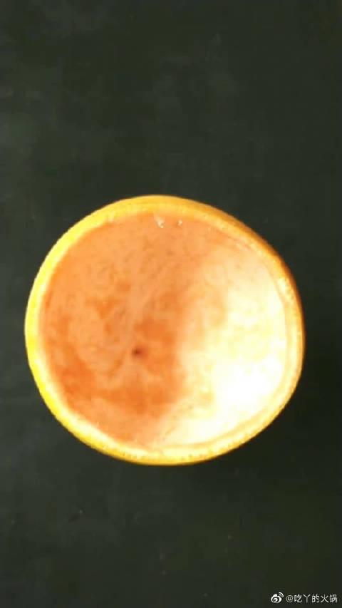 没想到柚子还能这样吃,看着就感觉很新鲜,有没有尝一口的想法?