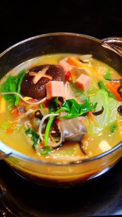 什锦蔬菜汤做法