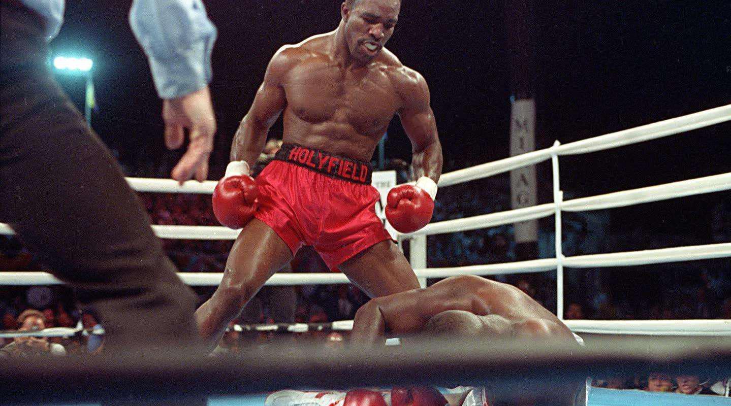 就是他赐给了泰森首次败绩!世界拳王道格拉斯集锦,超级猛将!