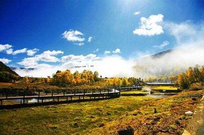 """我国第一个国家公园,有""""高原大氧吧""""之称,摄影爱好者天堂"""