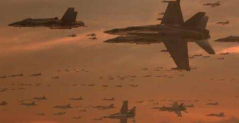真有外星飞碟?2004年美军报告不明飞行物几秒钟内飞两万多米