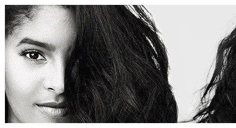 瓦妮莎连晒四张新照片!科比17岁大女儿特写来了:她的眼睛像爸爸