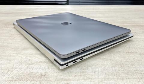戴尔XPS15 9500与MacBook Pro 13该选哪一款?了解一下!