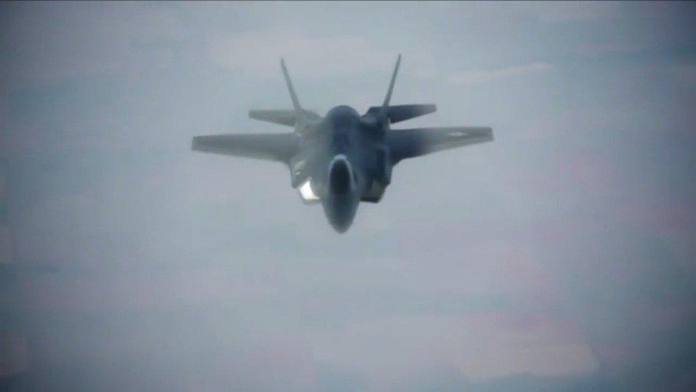 美国空军即将接收第250架F-35A战斗机