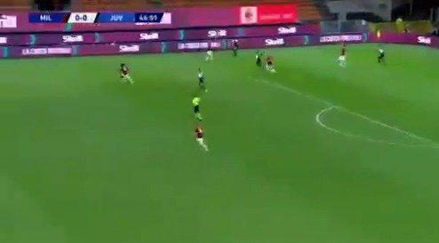 AC米兰的丢球——拉比奥特超半场奔袭进球……