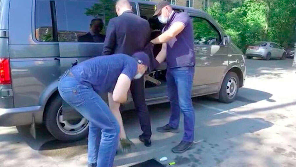 通敌卖国,勾结北约:俄联邦航天局局长顾问被安全局逮捕