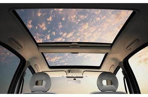 你买车会考虑天窗吗?来看看天窗的优缺点吧!