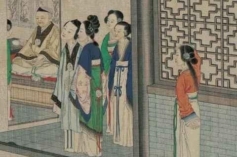 贾琏的一妻一妾先后流产,隐隐透出一丝诡异,曹雪芹早就写明原因