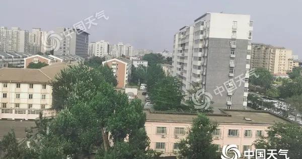 注意!今夜至明天北京将现明显降雨 气温下跌体感湿凉