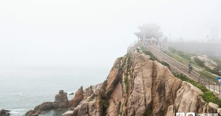 仙境海岸 赏海岸美景 成山头景区与多家旅行社达成合作协议
