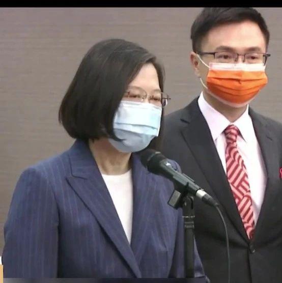 """台湾《中国时报》社论:蔡英文喝斥""""大法官""""之谜的危险"""
