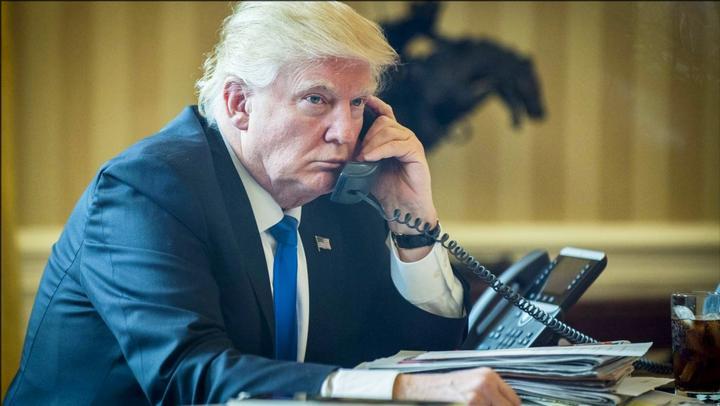 白宫这次彻底捂不住了!美媒曝光特朗普电话内容,竟欺凌盟友?
